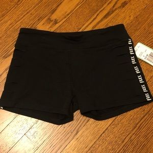 New with tags Workout Spandex Shorts